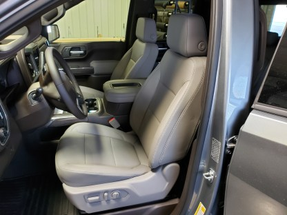 2019 - 2022 Chevy/GMC Bucket Seat Covers