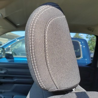 Thick Headrest