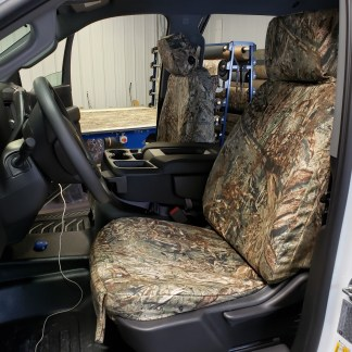 2019 - 2022 Chevy/GMC 40/20/40 with Non-Opening Console Seat Covers