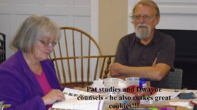 Planning for Cooks Creek Pat+Dwayne