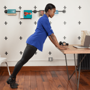 Office Strong: Exercise Guide for a Healthy Workplace