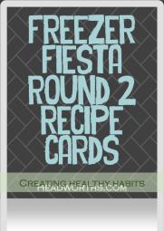 freezer fiesta round 2 cards 1 of 9