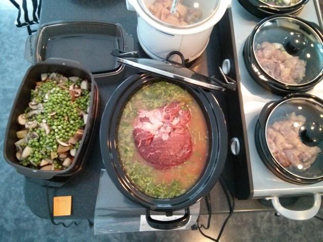 southwest pot roast & hearty beef stew