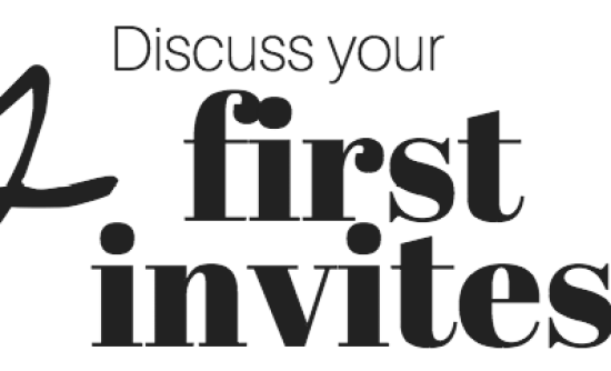 2 first invites
