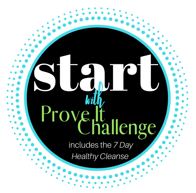 Purchase Shaklee Prove It Challenge here.