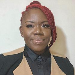 portrait of Ayomide Adedapo