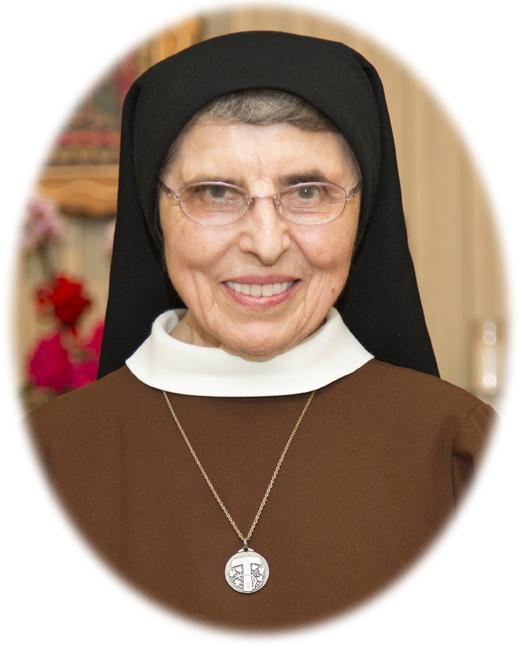 Sister Maria Benedicta Cervenova, O.S.C.