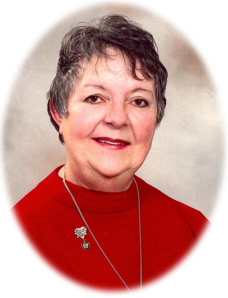 Shirley Anne Franzen