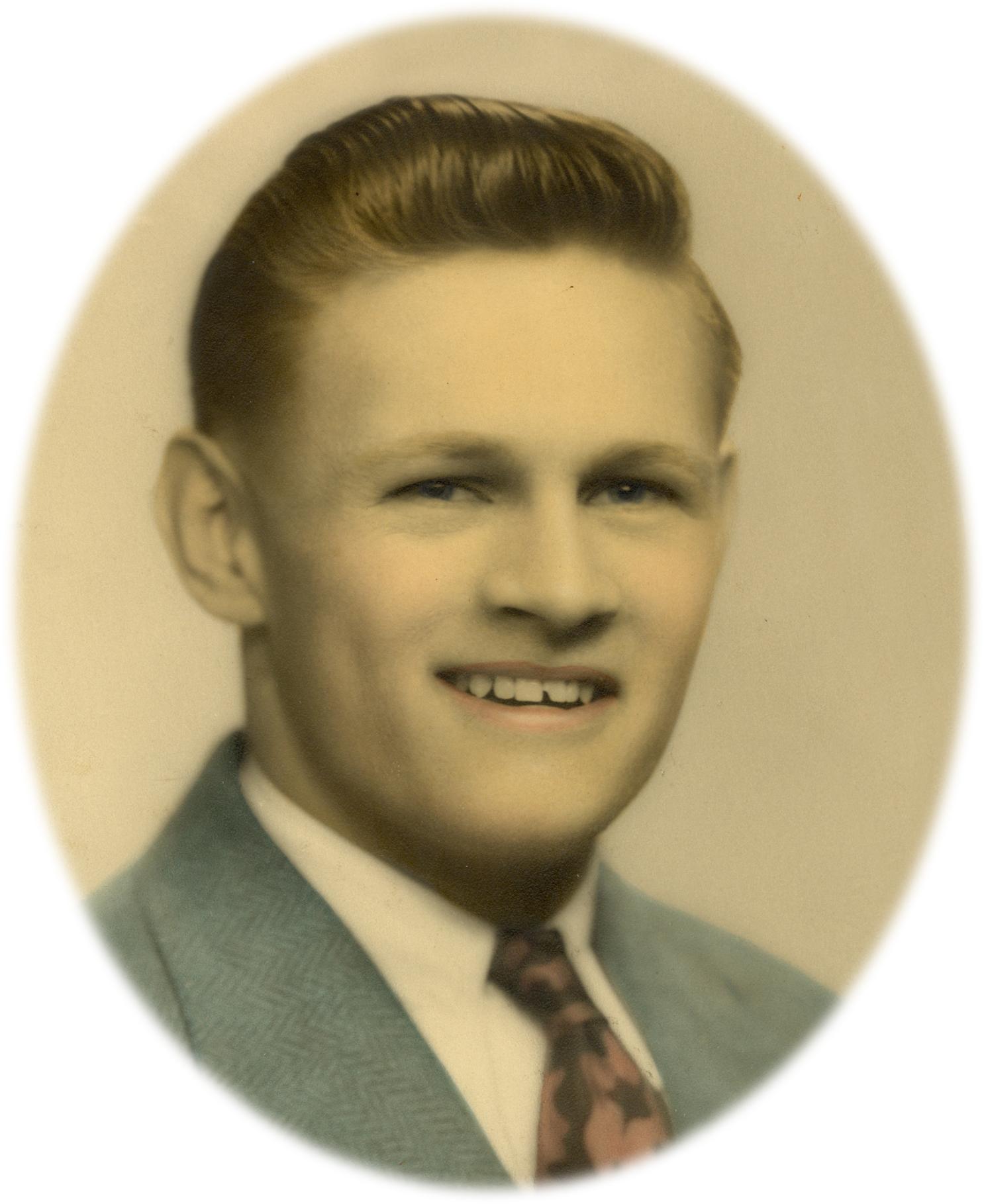 Bernard D. O'Doherty