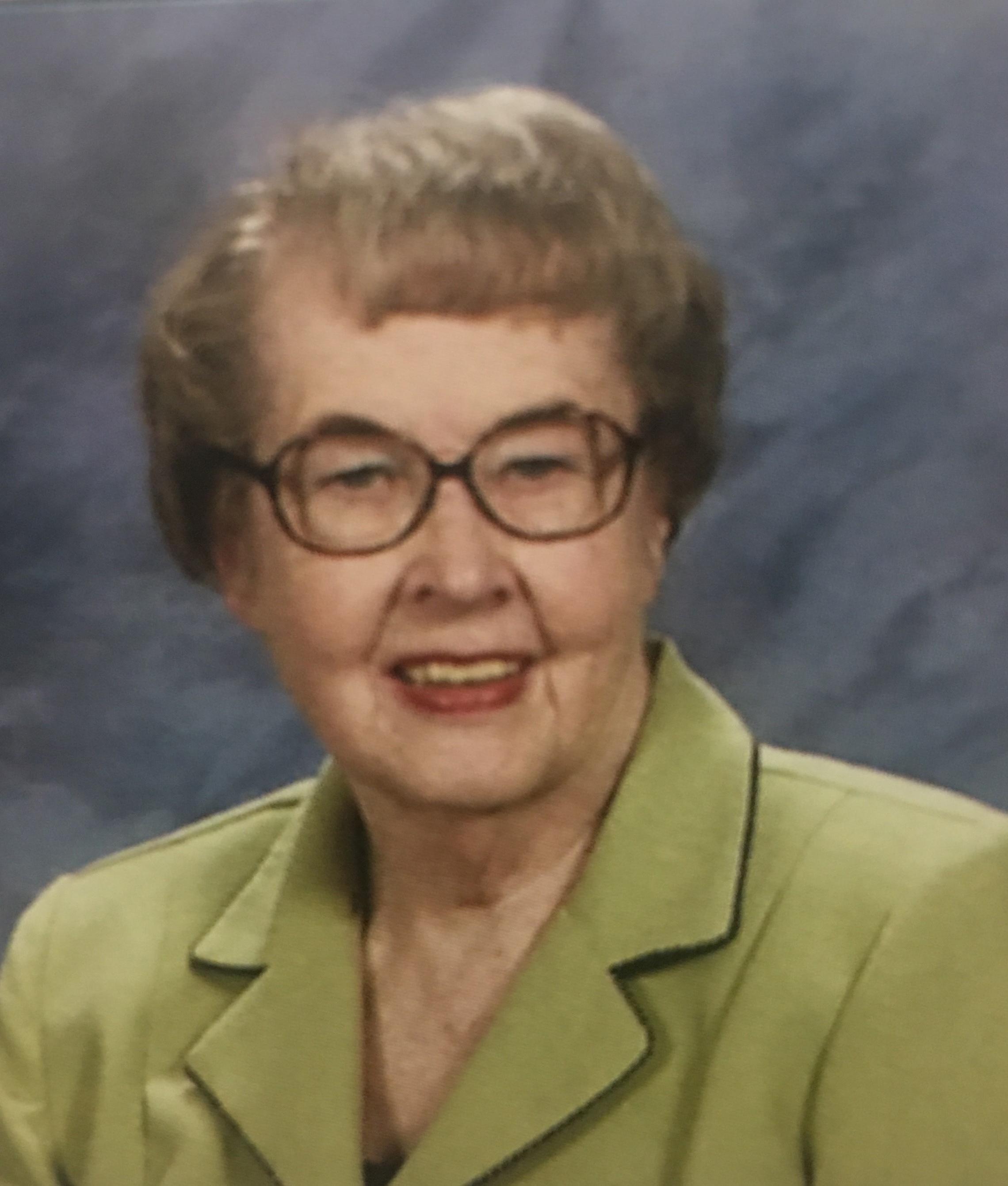 Vera M. Ridgway