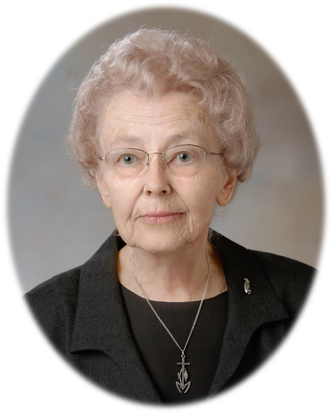 Sr. Barbara Ficenec, N.D.