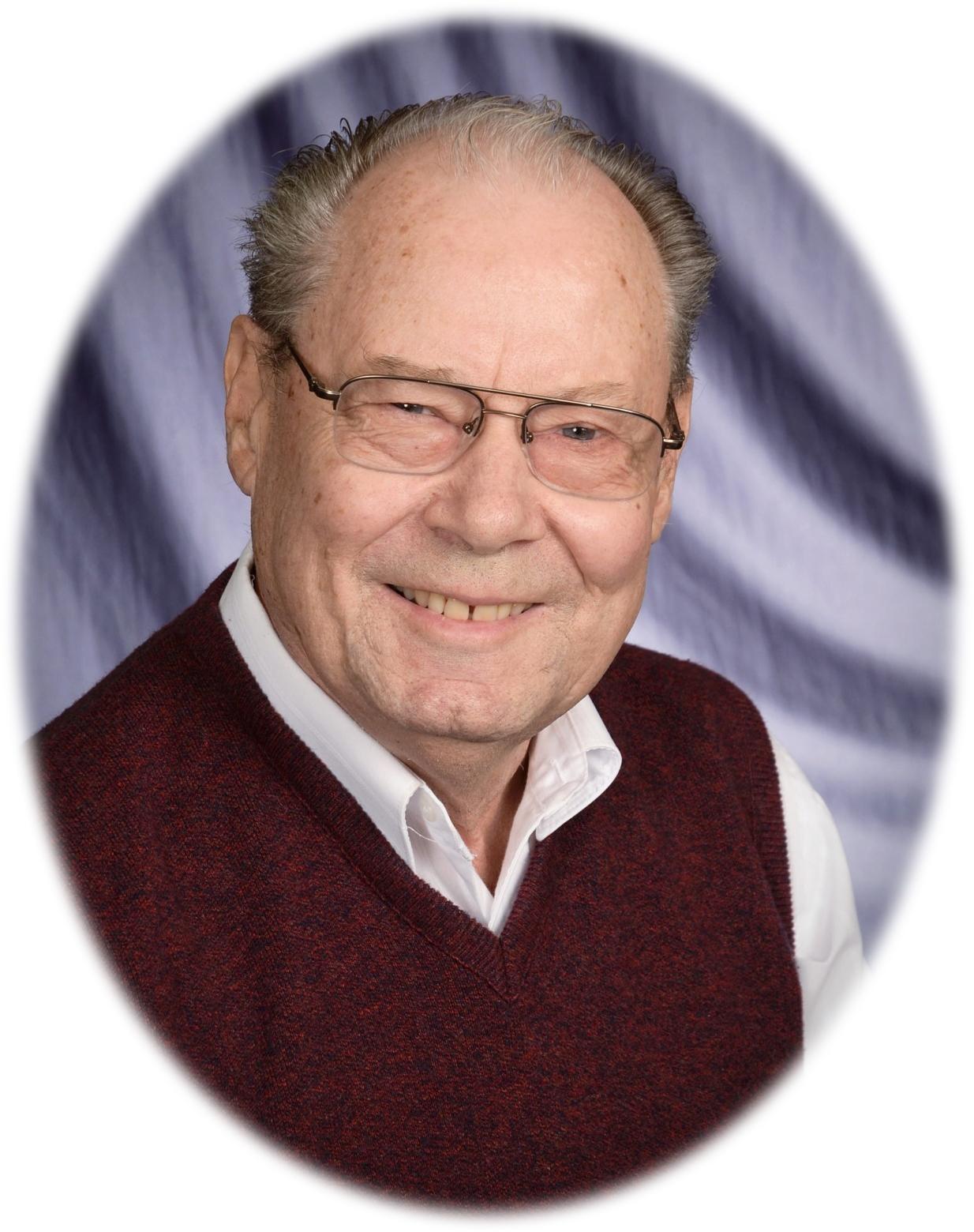 Donald G. Robinson