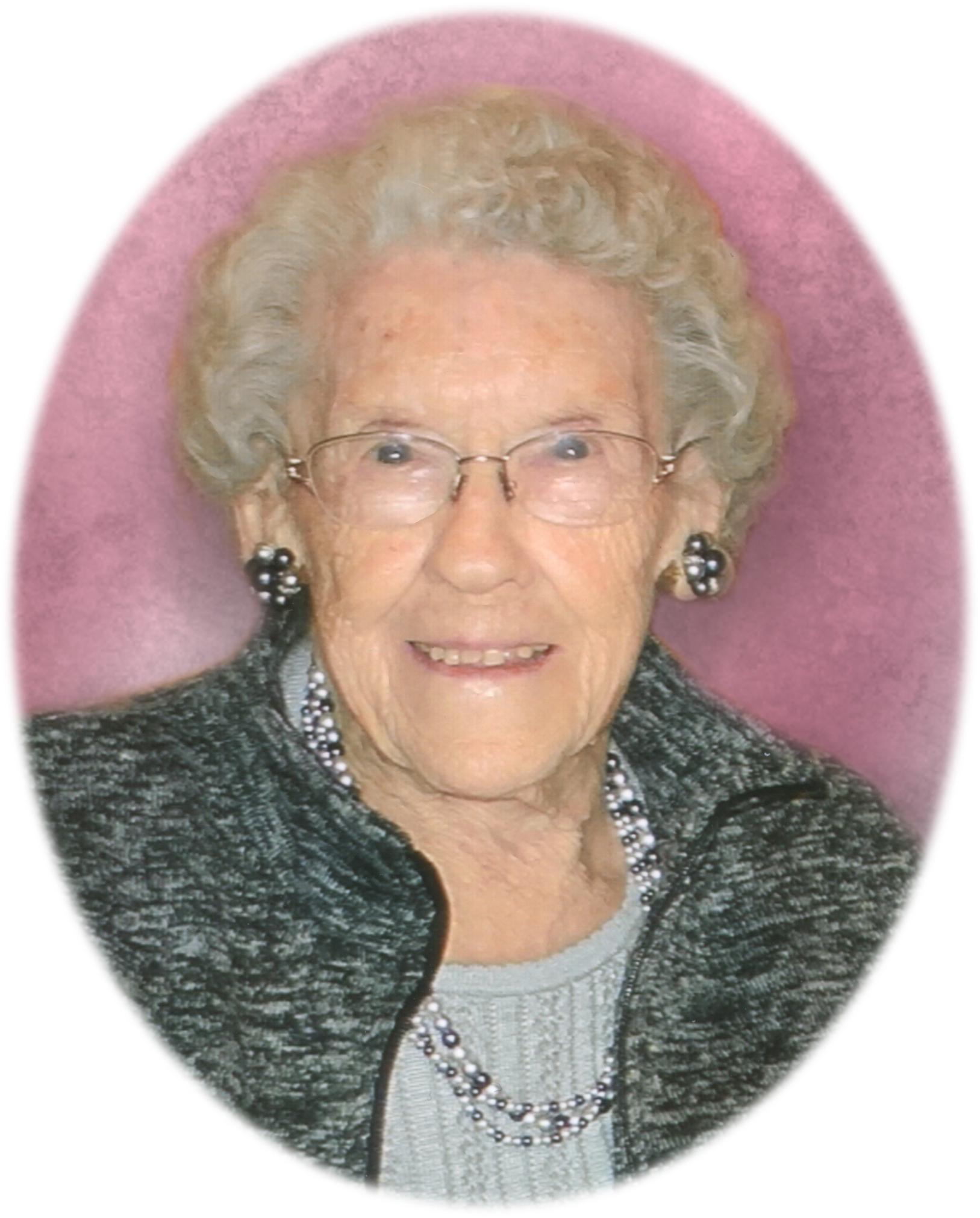 Helen M. (Johnsen) Hays