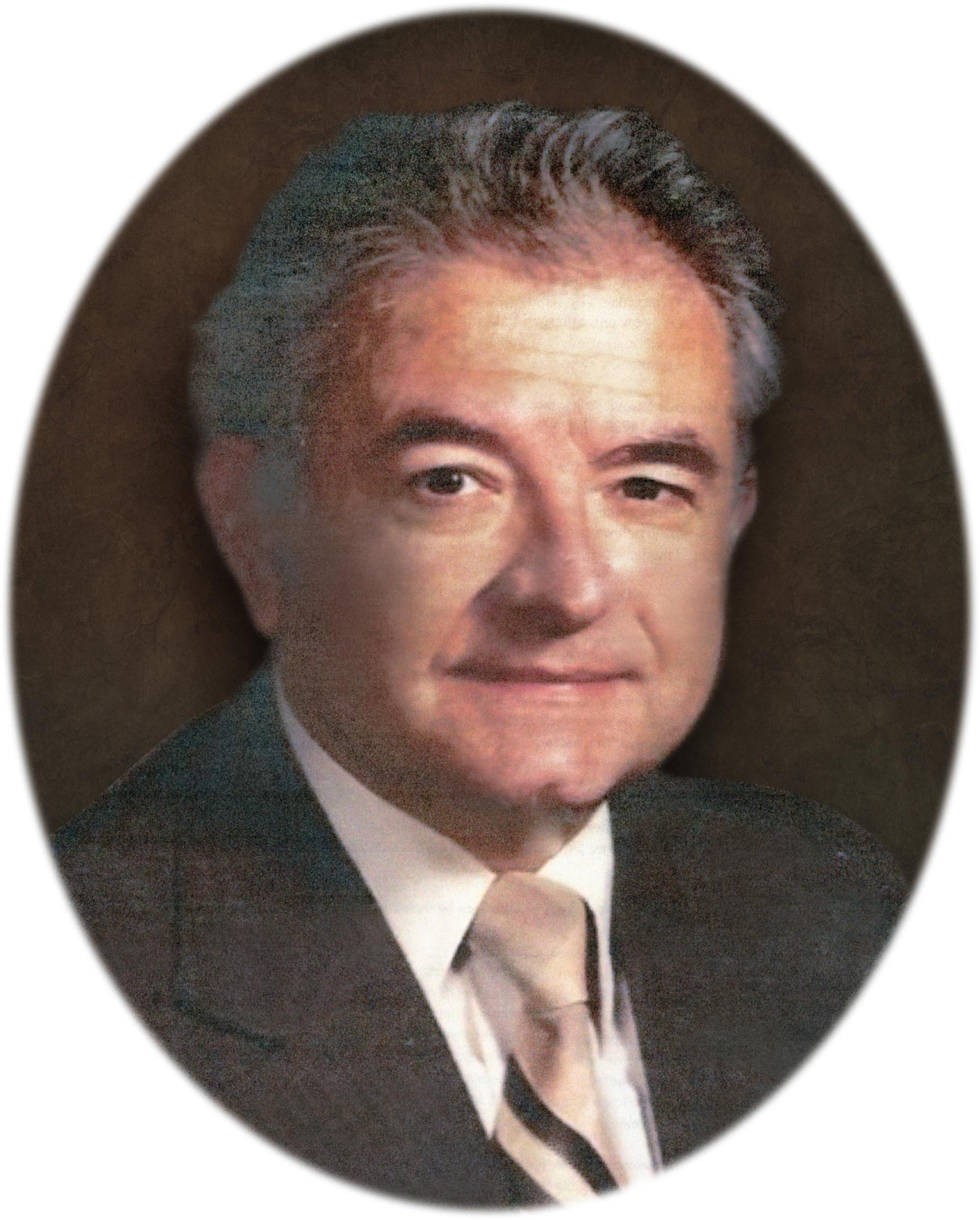 Reverend Dr. Robert A. Reider
