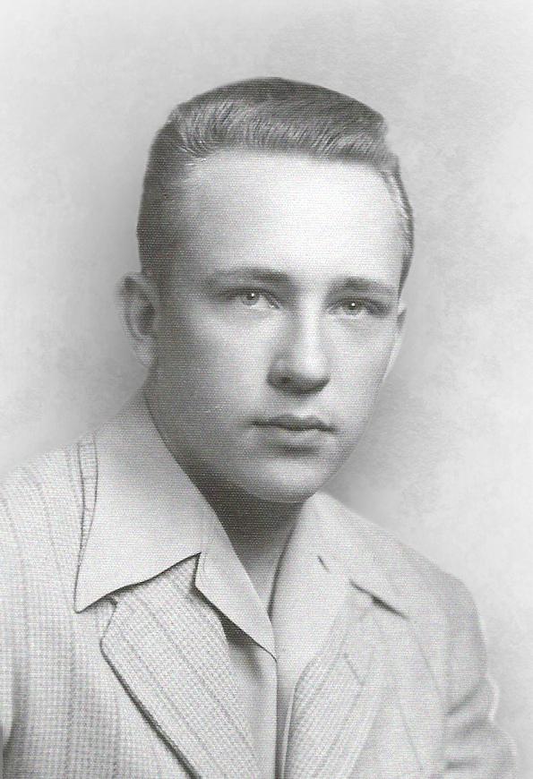 """James G. """"Bub"""" Larsen"""