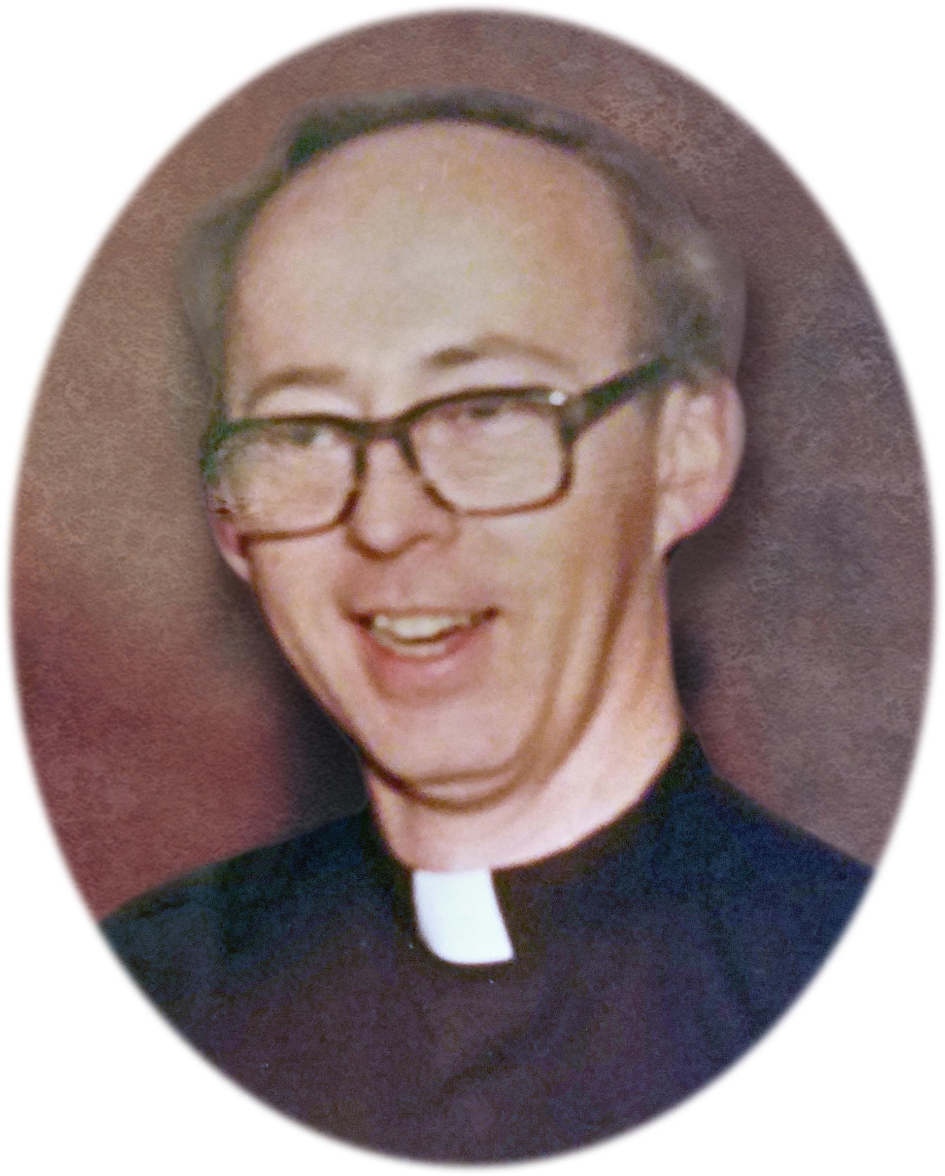 "Rev. Valentine J. Peter, ""Val"""