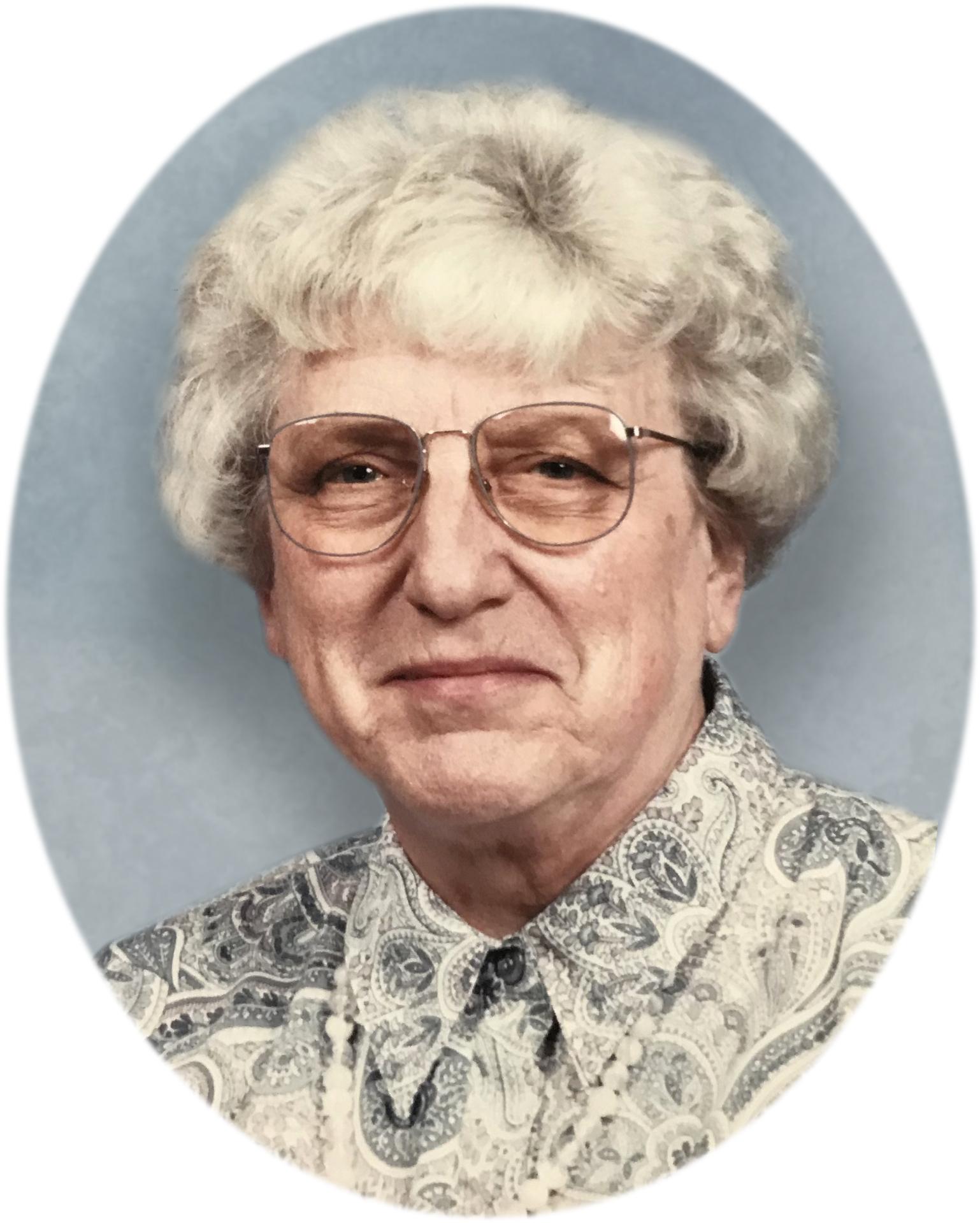 Mavis M. Redmond
