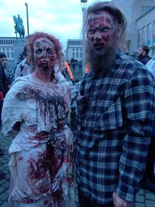 zombi parade