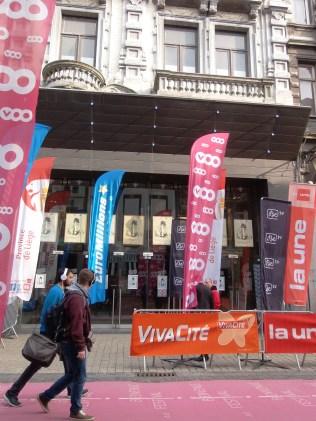 Palace cinéma, Liège