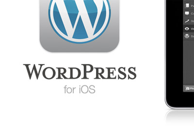 Wordpress iOS app