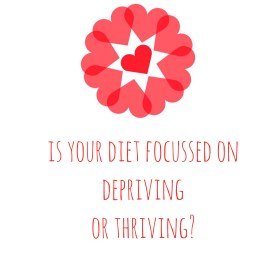 thrive or deprive