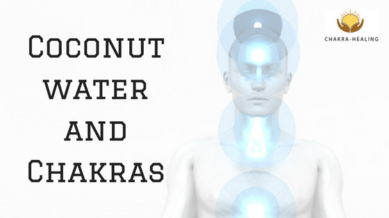 Coconut water and Chakras
