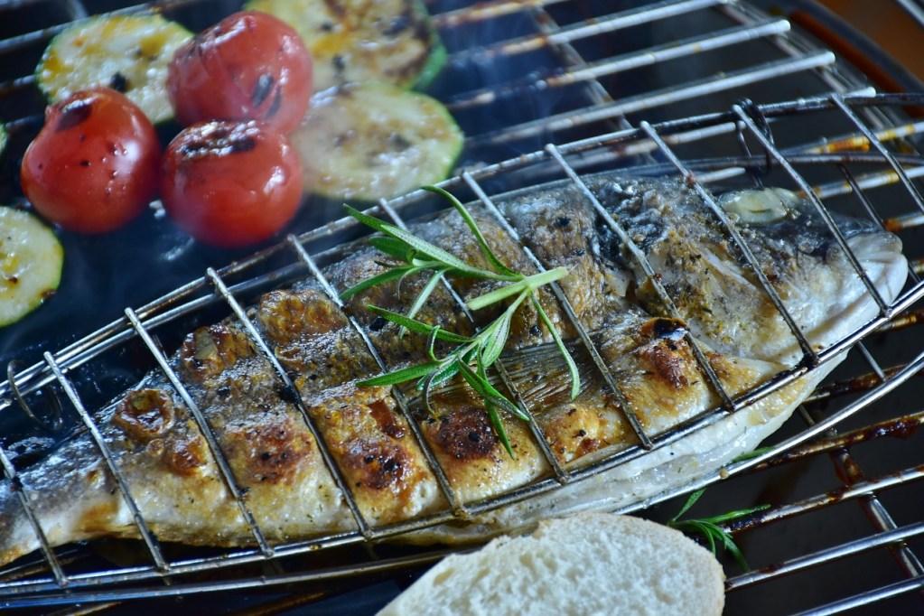 오메가3 권장량 - 맛있는 생선구이 많이 드세요.
