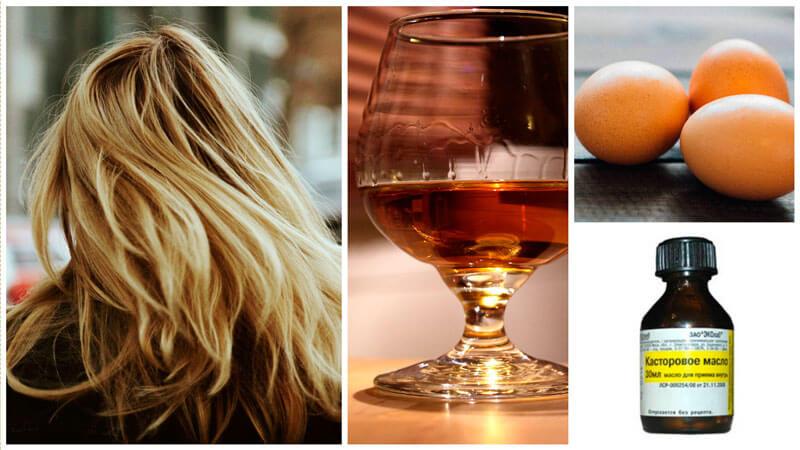 髪にキャスターオイルを適用する方法