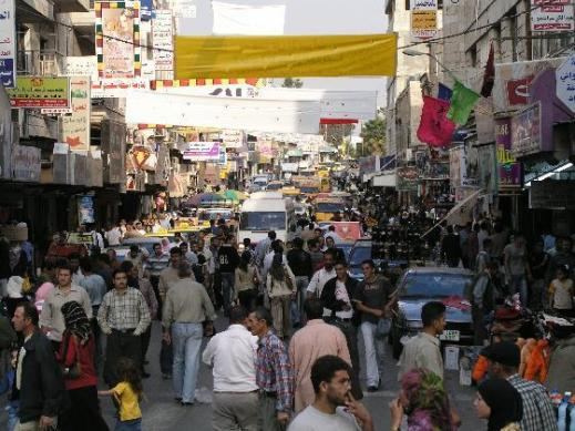 crowded-street-ramallah