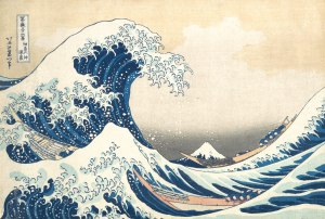 the wave japanese