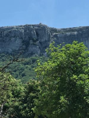 Sainte Baume massif