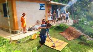 Encontro Artes Ecovila Viver Simples