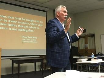 Dave Hohle talk