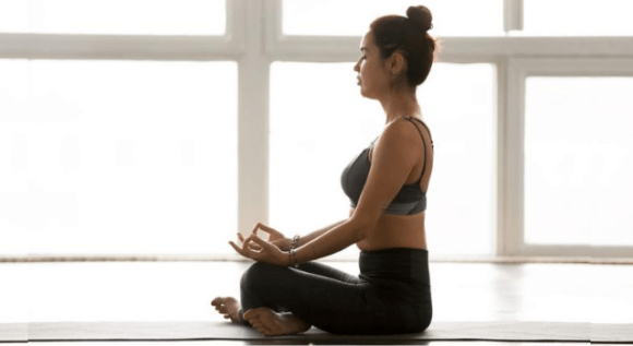 Sukhasana - Meditation Poses In Yoga
