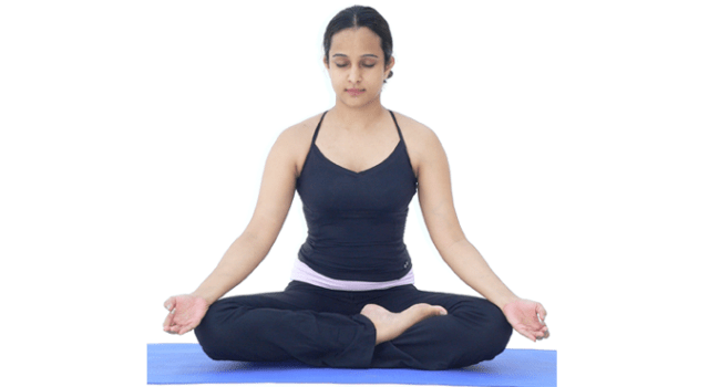 Swastikasana - Meditation Poses In Yoga