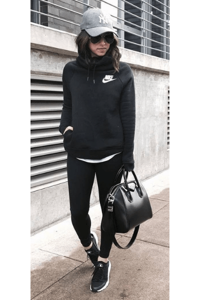 Sports Winter Style - Winter Outfits For Girls