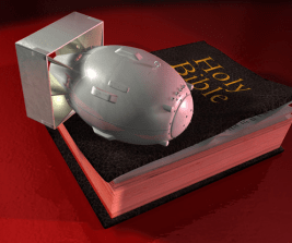 Healing and Deliverance Spiritual Warfare Prayer - The Power of Prayer like Bombs