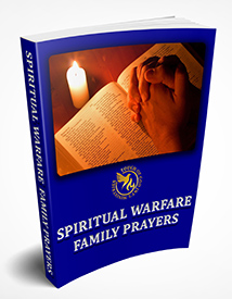 warfare prayers and decrees Over Family Prayer Manual