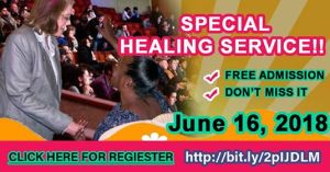 Powerful Miracle Healing Service