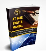 Spiritual Warfare Prayer Manual