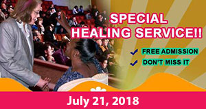 Powerful Healing Miracle Service