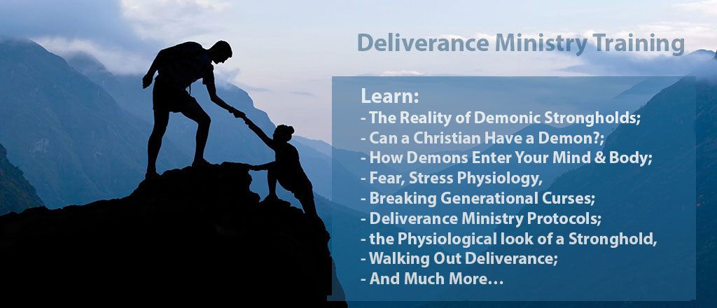 Deliverance Ministry Prayer Training