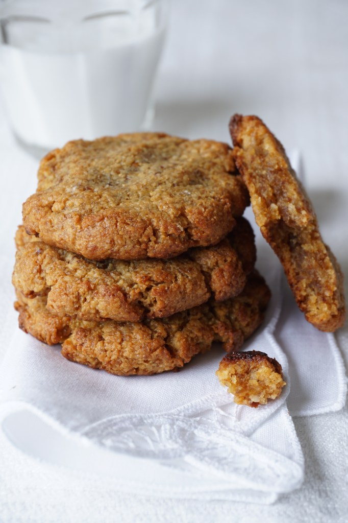 apricot n'oatmeal cookies - AIP