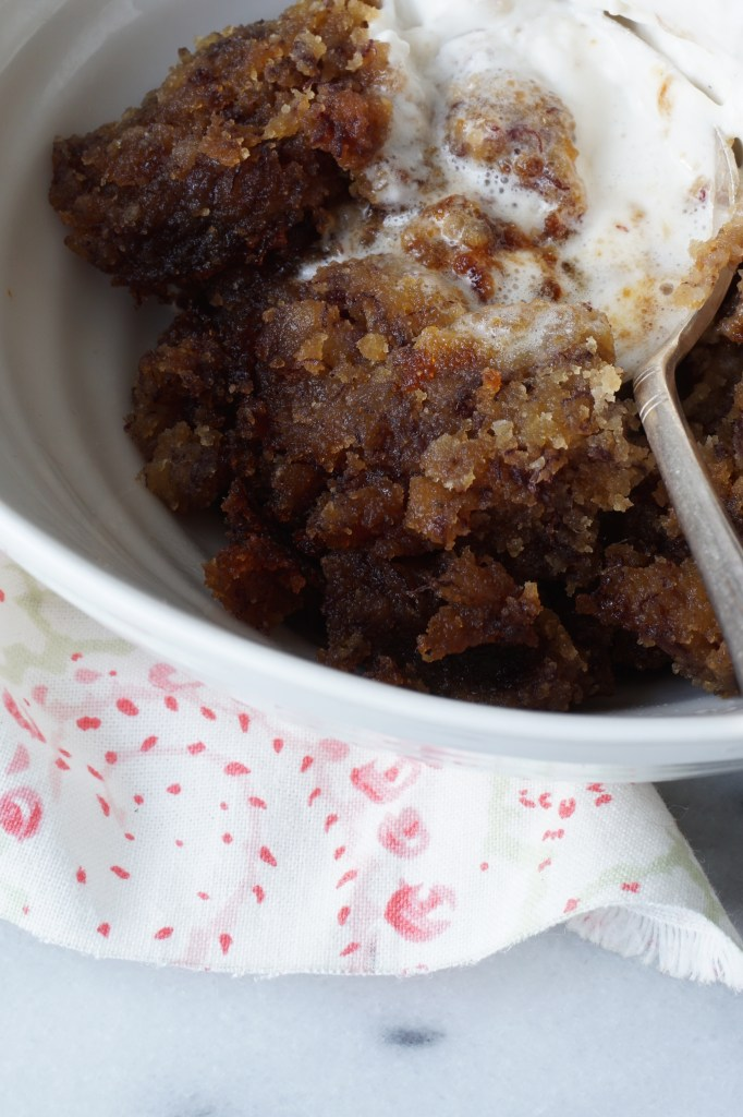 Sticky Ginger Pudding {AIP, GAPS, SCD, Paleo}