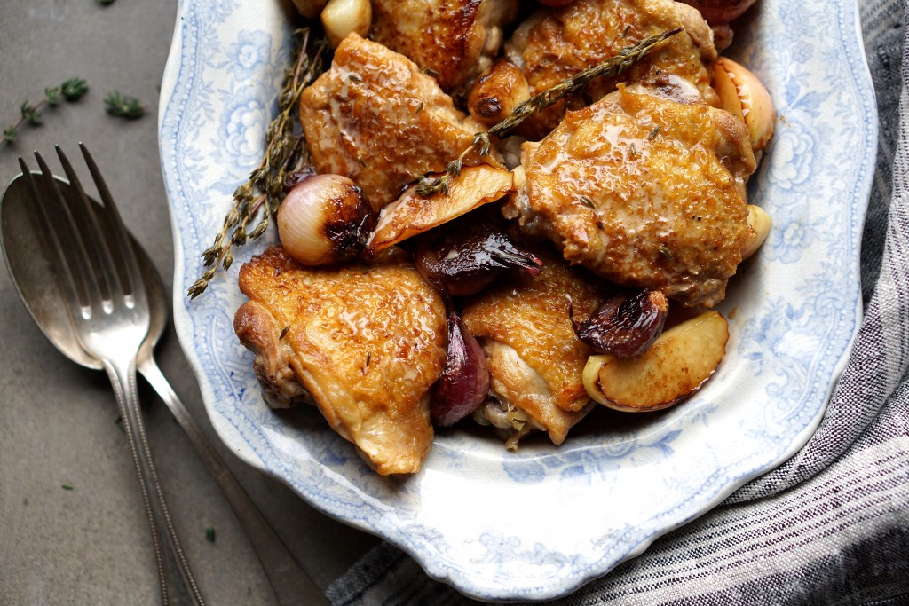 Chicken w ACV and Cream - HFE