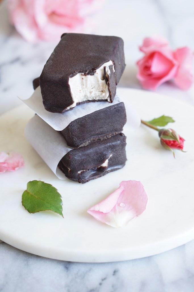Vanilla Carob Ice Cream Bar [AIP]
