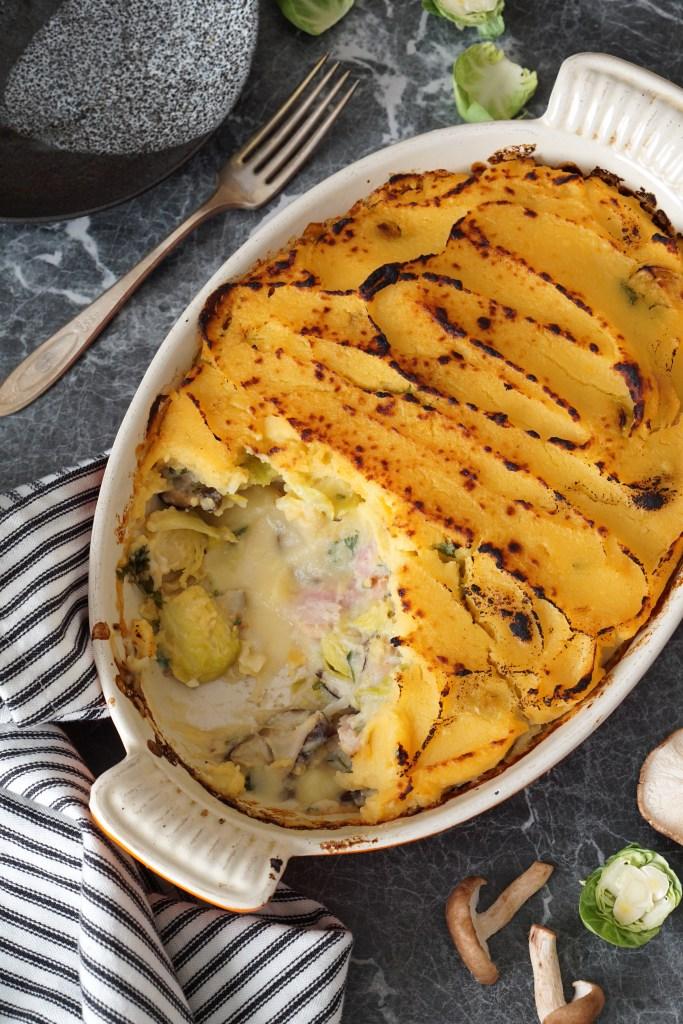 ham-brussels-shiitake-bake-aip