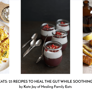 Healing Eats: My New E-Book and Five Giveaways {AIP, GAPS, SCD, Wahls, Paleo}