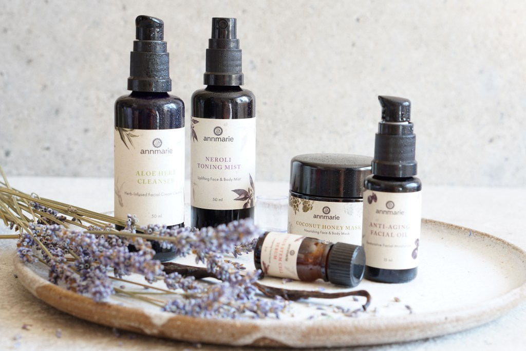Annmarie Skincare giveaway - Healing Family Eats