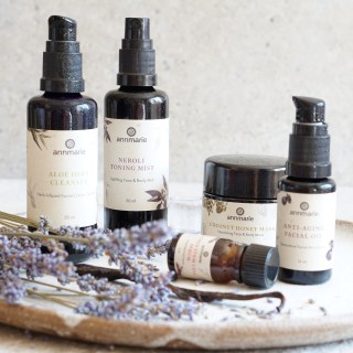 Why I Love Annmarie Gianni Skin Care: A Giveaway